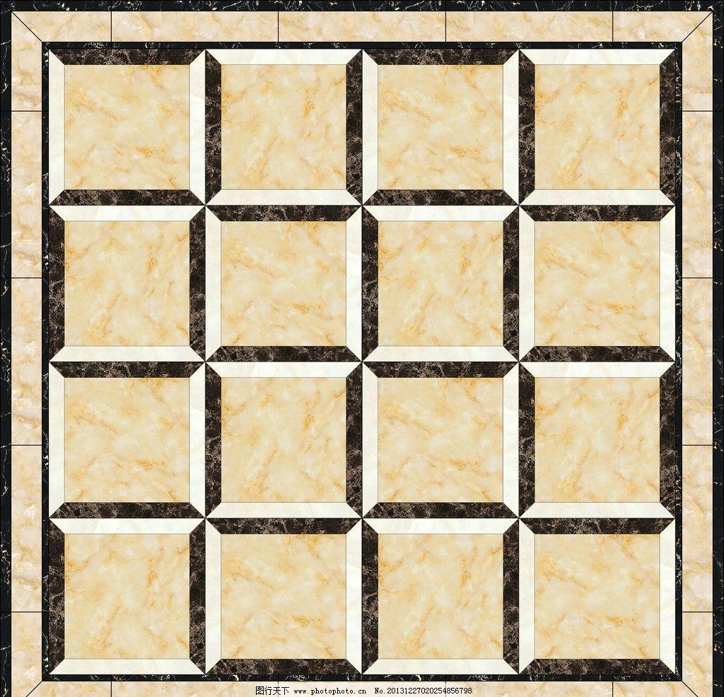 瓷砖拼花图片