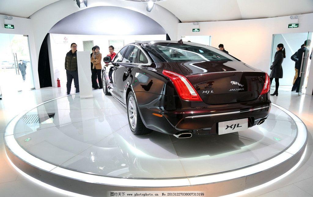 捷豹展厅 汽车 轿车 展览 展示 汽车展厅 展厅设计 上海 陆家嘴