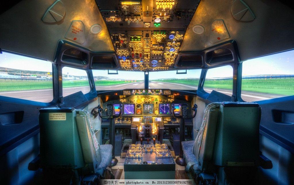 波音737驾驶舱 波音737