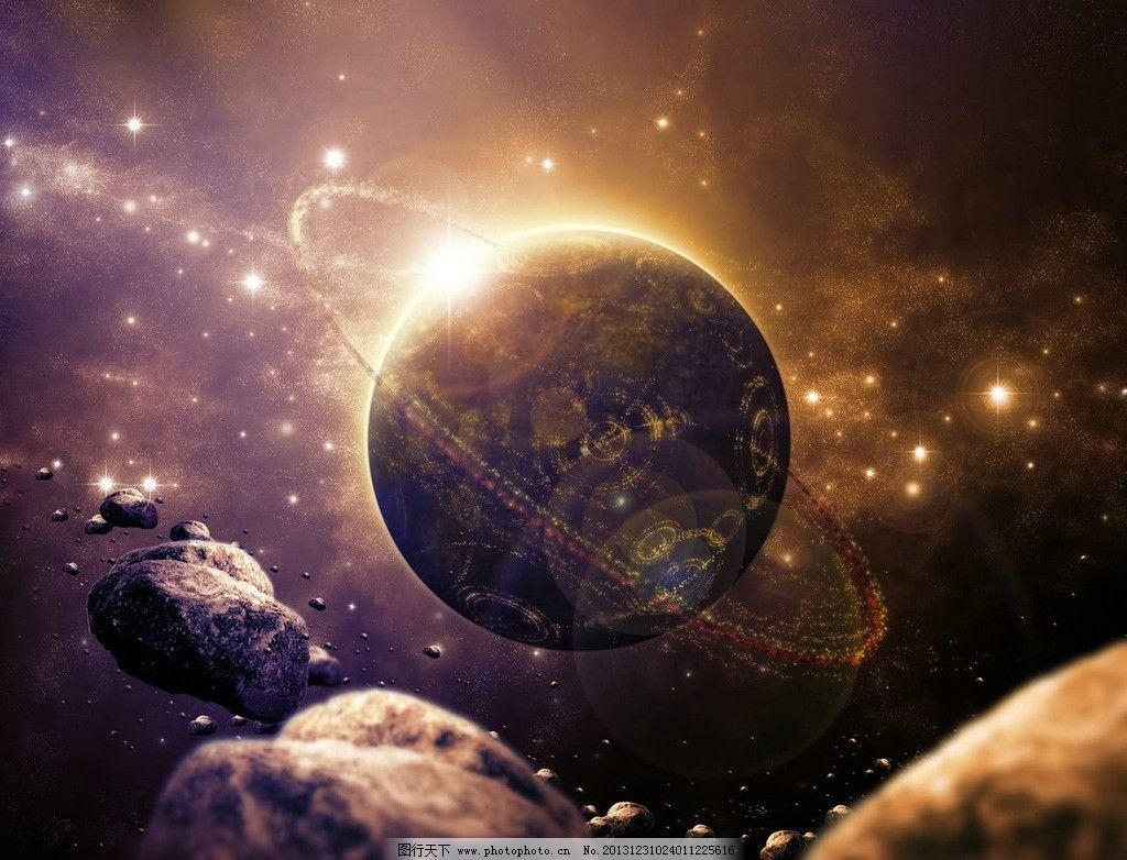 关于宇宙的桌面背景图