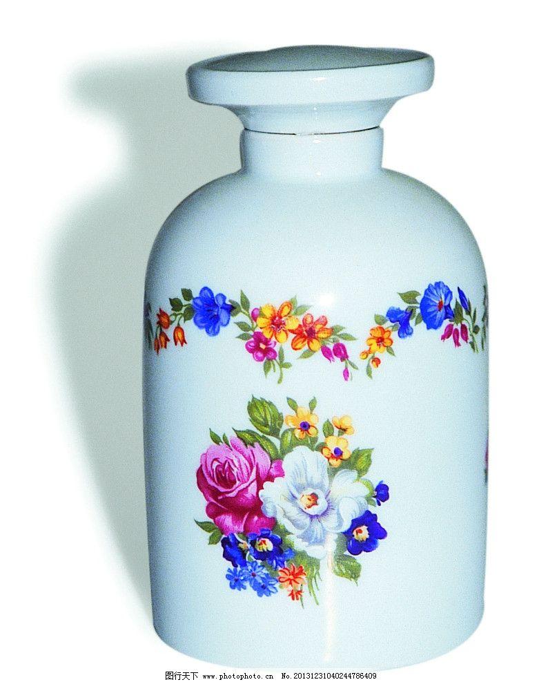 欧洲欧式瓷器花瓶图片
