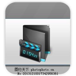 手机软件桌面png图标透明素材下载采集大赛图片 Icon 界面设计 图行天下素材网