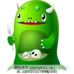 Turbomilk Monster Icons怪兽图标欣赏 Ui设计网 专业探讨ui设计 手机ui设计 手机界面设计 Ui界面设计 网页设计 Ui界面设计欣赏 游戏ui设计 交互设计图片 Icon 界面设计 图行天下 素材网